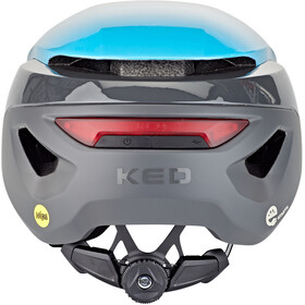 KED Mitro UE-1 Helm blue/grey